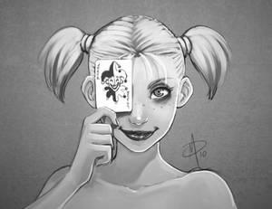 Harley Quinn - Poker face
