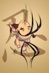 Ibuki - What's up? by polarityplus