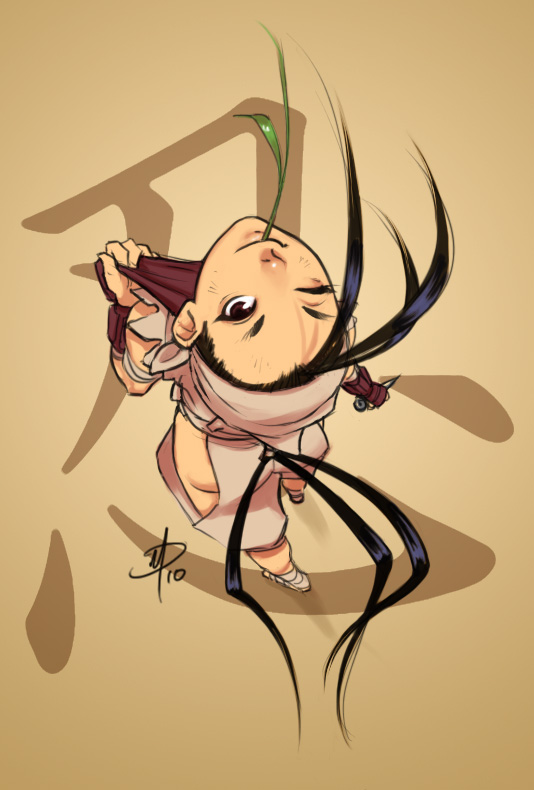 Ibuki - What's up? by polarityplus