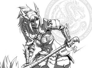 Monster Hunter - Static