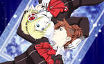Aigis + Minako Arisato - I'll always protect you