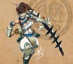 Monster Hunter - Cool archer