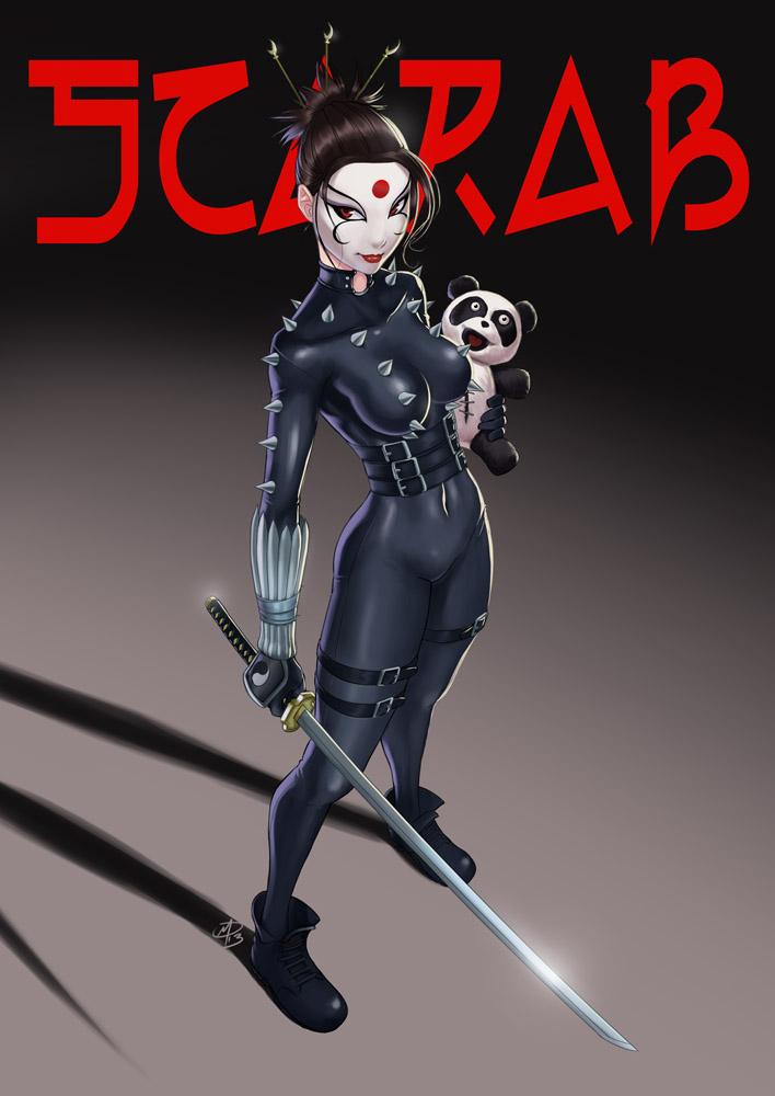 Scarab by polarityplus