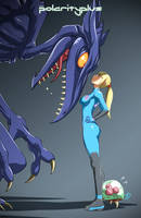 Metroid - Face Off