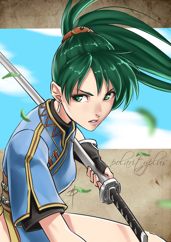 Elections - Page 38 Fire_emblem_7___lady_lyndis_by_polarityplus-d862w5s