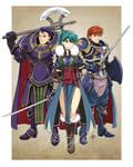 Fire Emblem - Blazing Sword Awakening