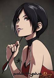 Resident Evil - Hookshot queen