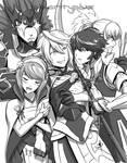 Fire Emblem 14 - Onii-sama