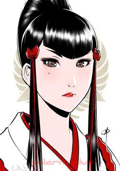 Tekken - Kazumi