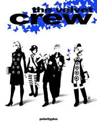 Persona - The Velvet Crew