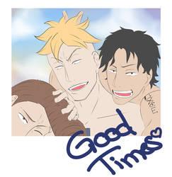 Good Times by Hakutenshi