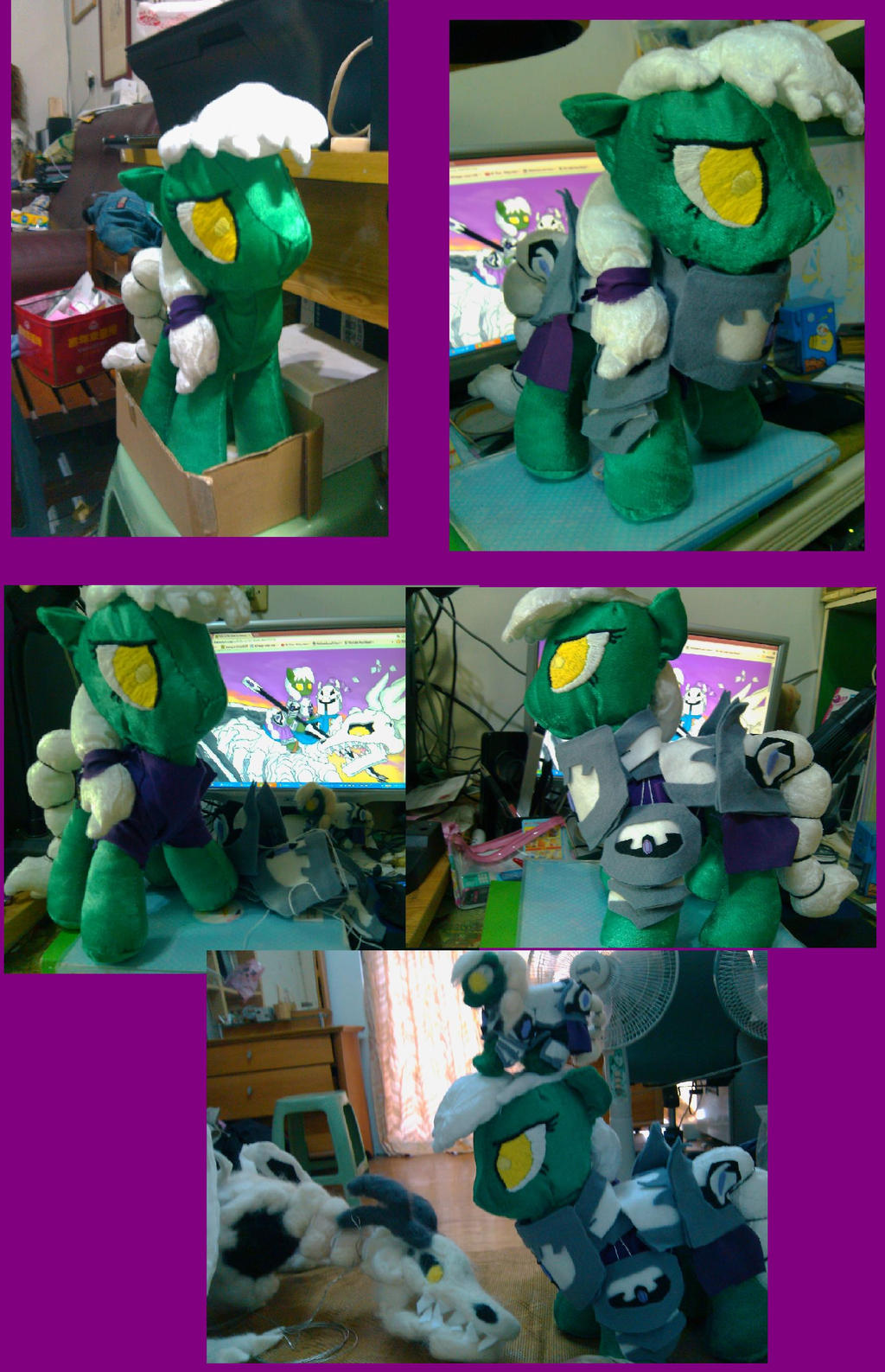 pony_plush__oc__isaphil_wither_by_fameng