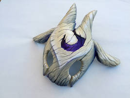 Kindred Wolf's Lamb Mask League of Legends