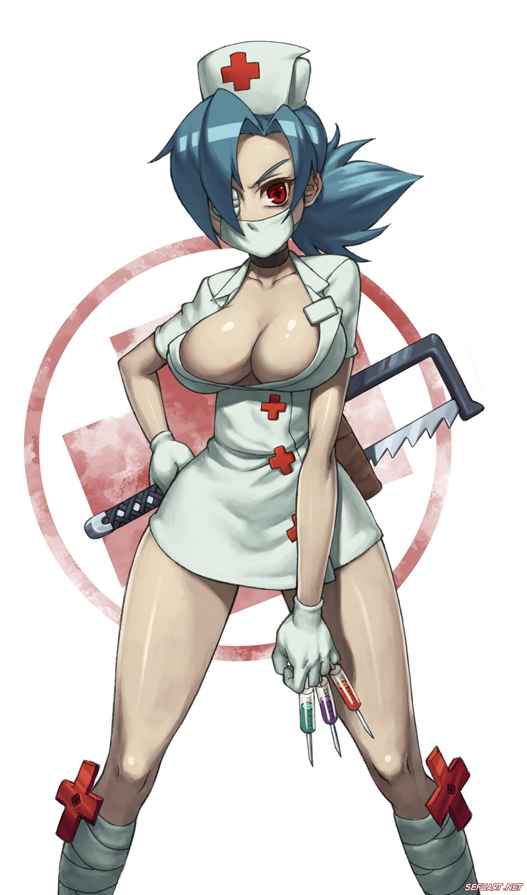 Skullgirls - Valentine by Speeh