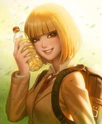 Midorikawa Hana by Speeh