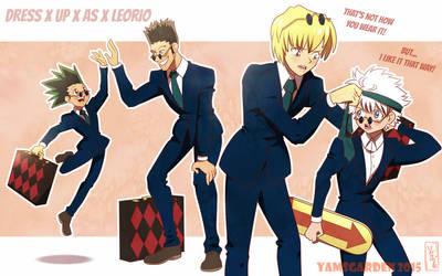 Dress up as Leorio