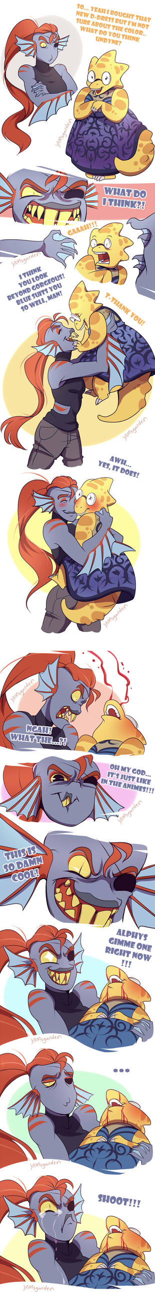 No Nose by YAMsgarden