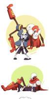 Goofy Skeletons Bros 2