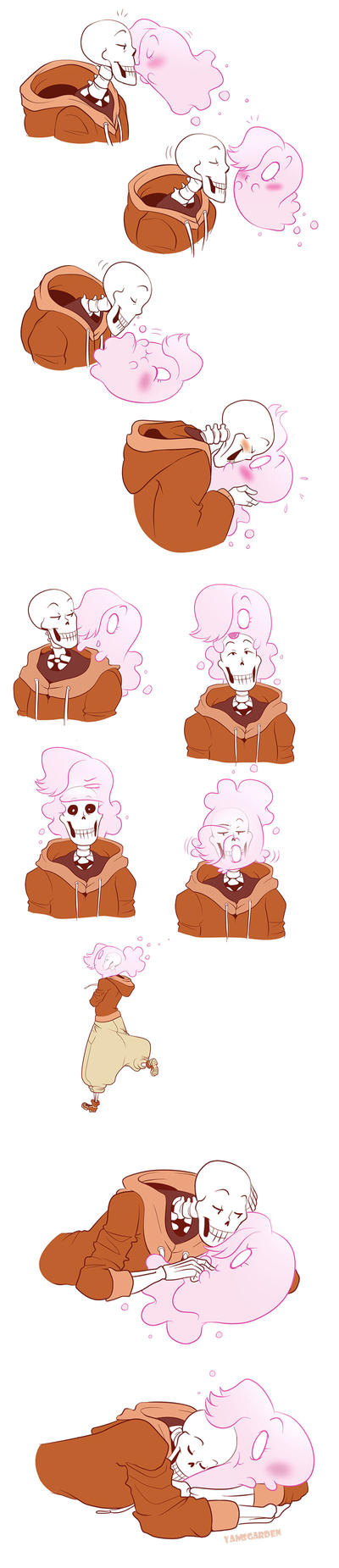 Papyton Doodles 4 by YAMsgarden