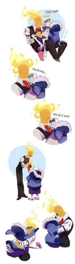 Sansby doodles 1