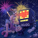 COLLAB Drag0n-Princess: Summer Night