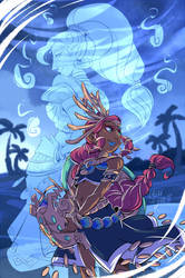 COLLAB Lalou: Urbosa and Riju