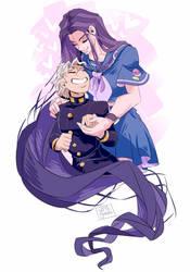 Koichi and Yukako