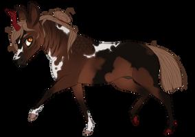 CM: Unicorn Design by Paardjee