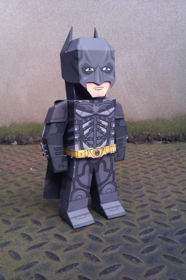 Dark Knight Rises Batman / Bruce Wayne by xavierleo