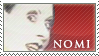 Klaus Nomi Stamp by marymouse