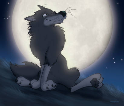 Gabu's Moonrise