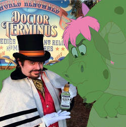 Pete's Dragon Cosplay 2