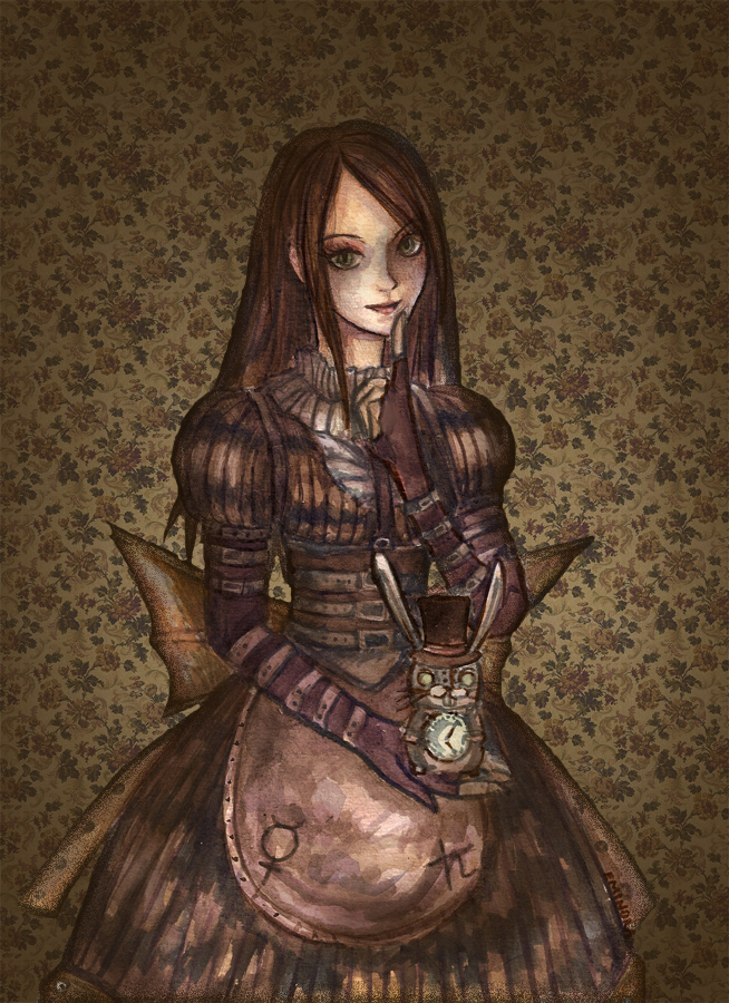 Alice Dress 1 by Eminora