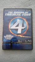 The Making of Fantastic Four (2005) DVD