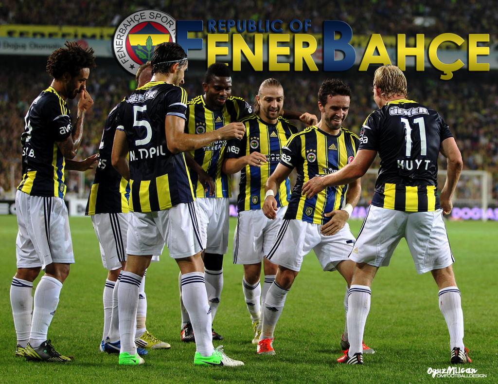 Fenerbahce by OguzMilcaN