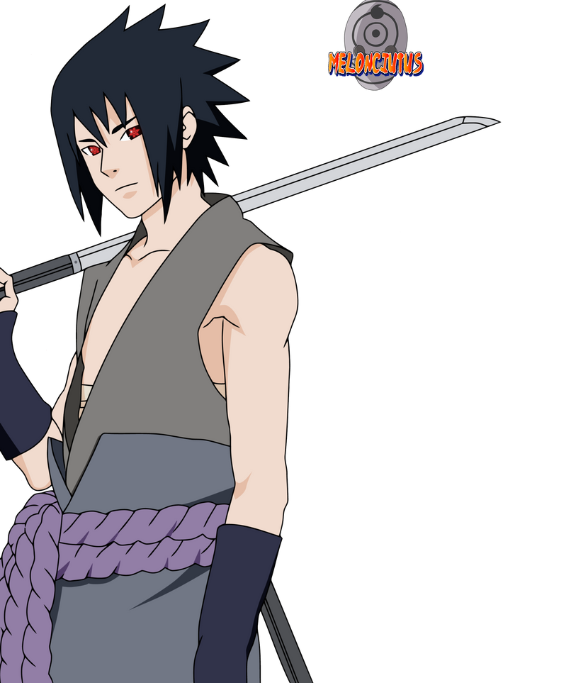 Sasuke Uchiha by Melonciutus on DeviantArt