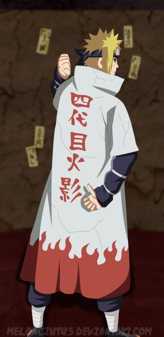 Minato Edo Tensei - Yo soy el cuarto hokage by Melonciutus ...