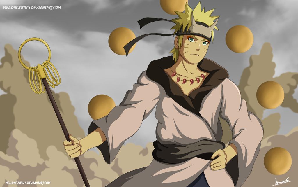 Naruto Final Power - FanArt by Melonciutus on DeviantArt