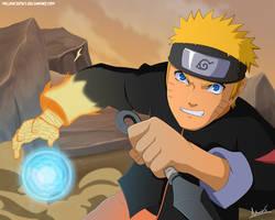 Naruto - The Last Movie - FanArt by Melonciutus