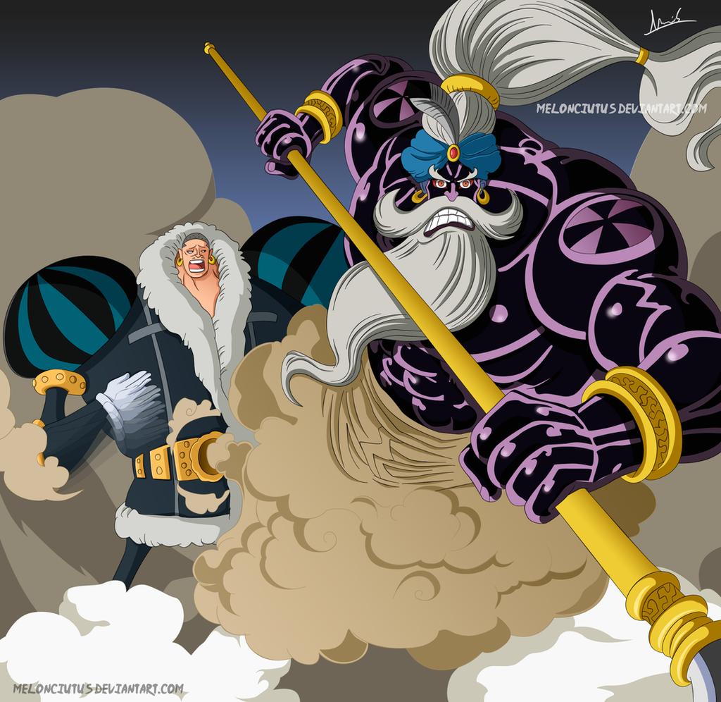 One Piece 864 - Charlotte Daifuku by Melonciutus on DeviantArt