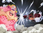 One Piece 871 - Luffy vs Big Mom
