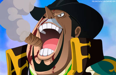 One Piece 872 - Capone Gang Bege