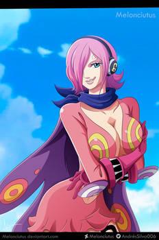 One Piece - Vinsmoke Reiju (Commission)