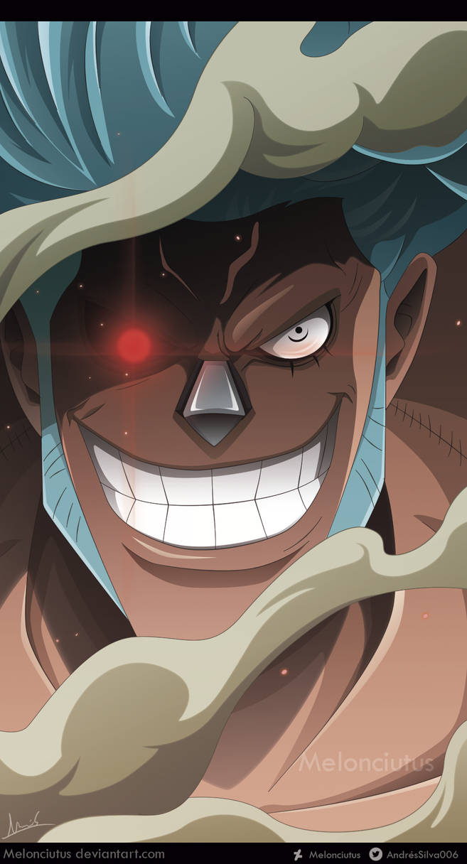 One Piece 944 - Franky