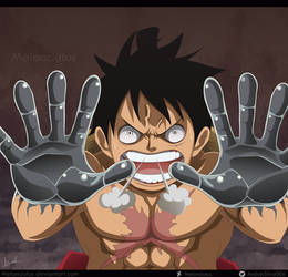 One Piece 946 - Luffy  - Ven, YONKOU !!