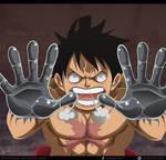 One Piece 946 - Luffy  - Ven, YONKOU !! by Melonciutus