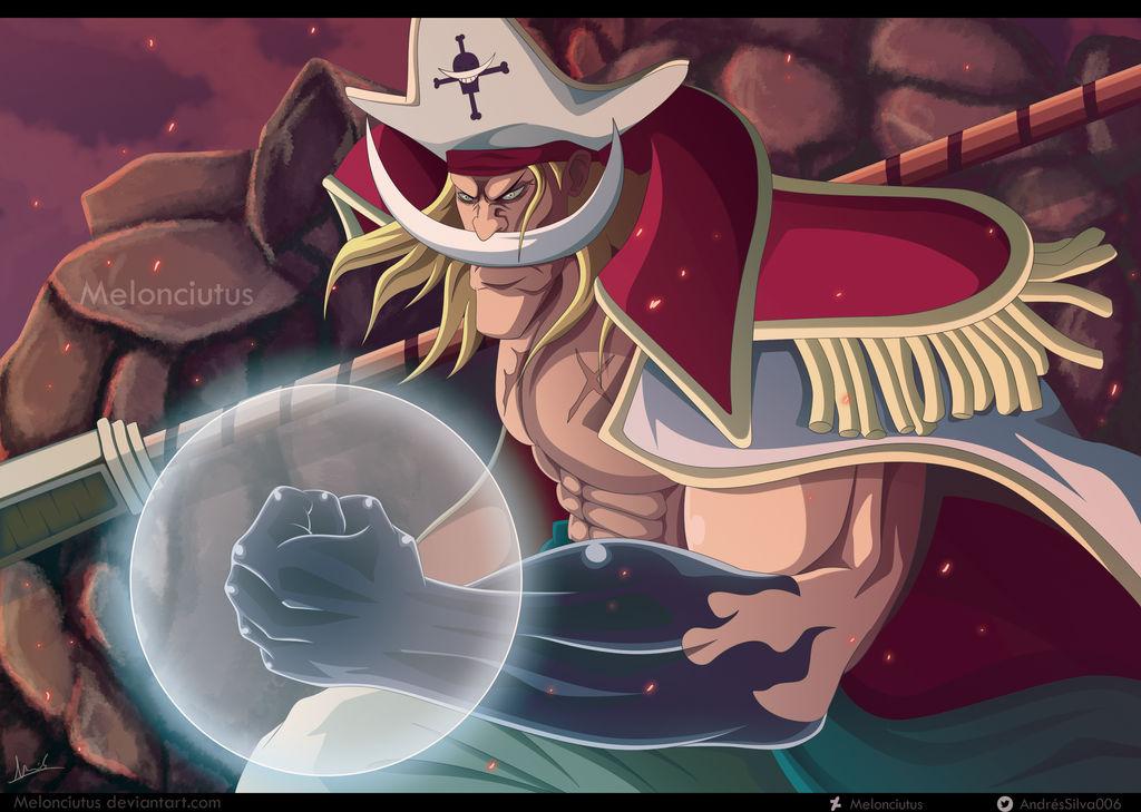 One Piece - Edward Newgate (FanArt) by Melonciutus