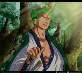 One Piece - Roronoa Zoro - Wano