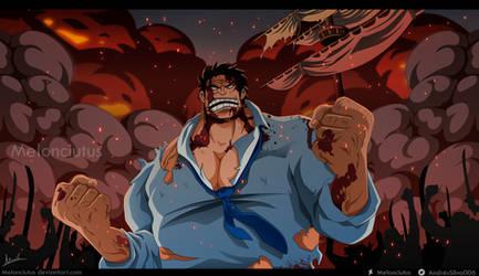 One Piece 957 - Monkey D Garp