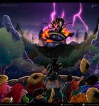 One Piece 970 - Batalla de Wano